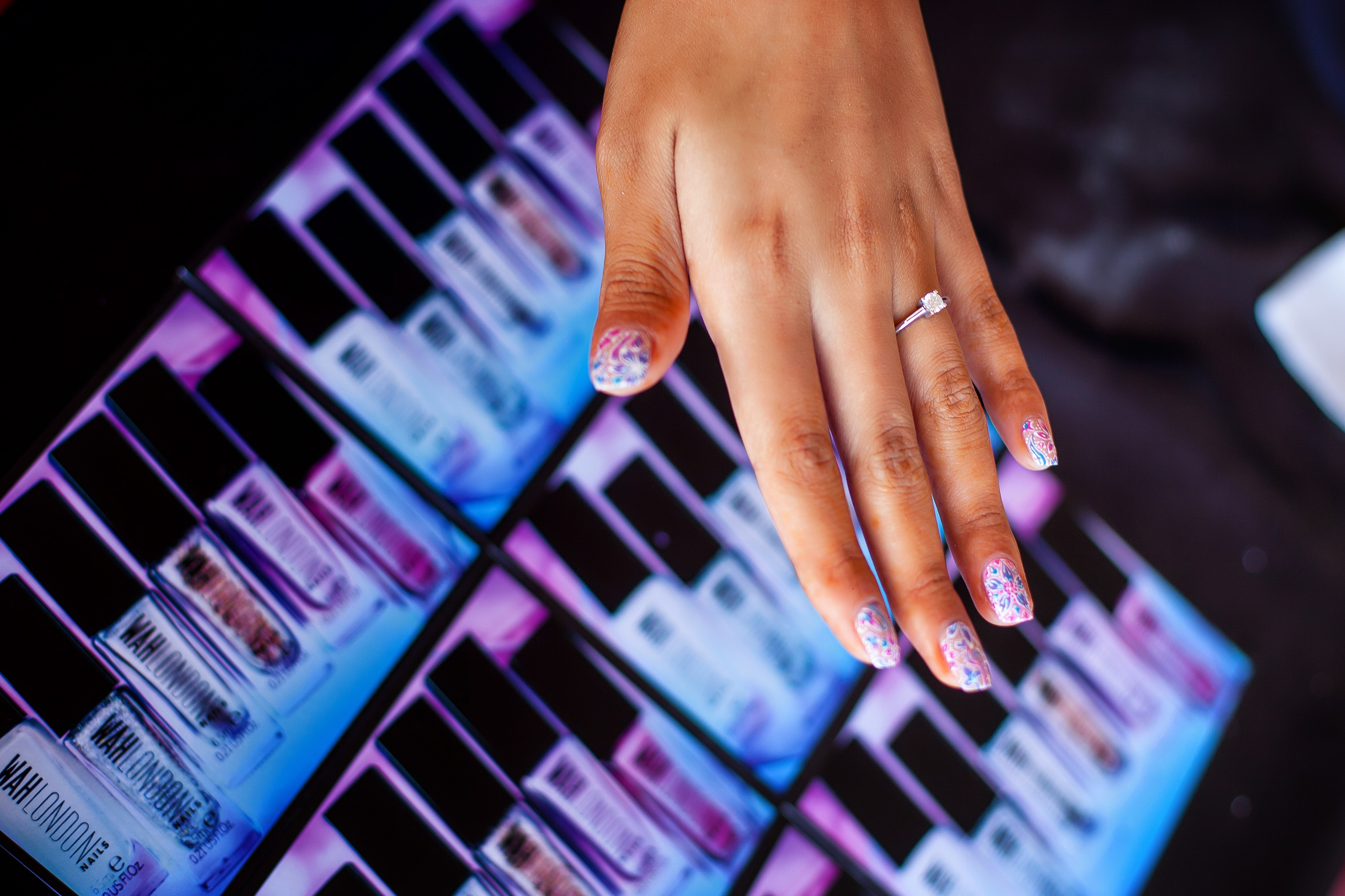 Lamberts Yard Launch With Exclusive Pop Up From Wah Nails House