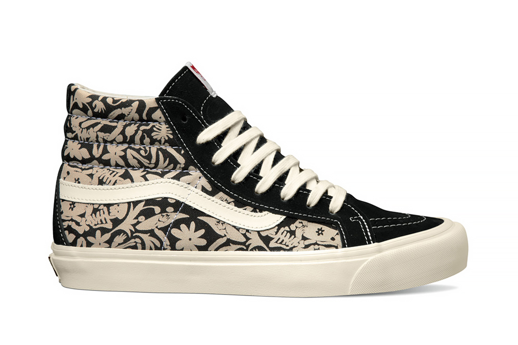Taka Hayashi x Vault by Vans 2014 Holiday Collection ...