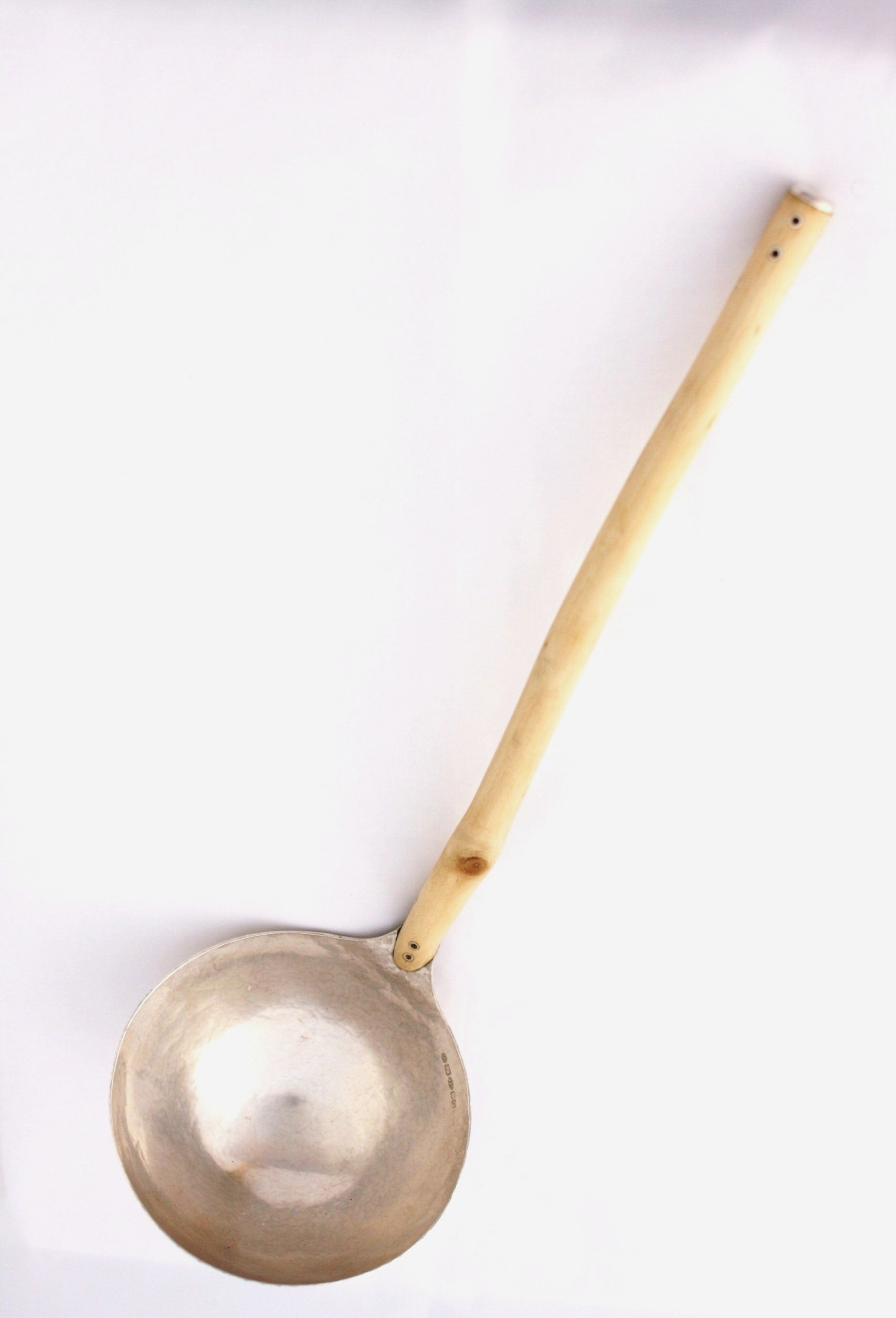 Sterling Silver Punch Ladle