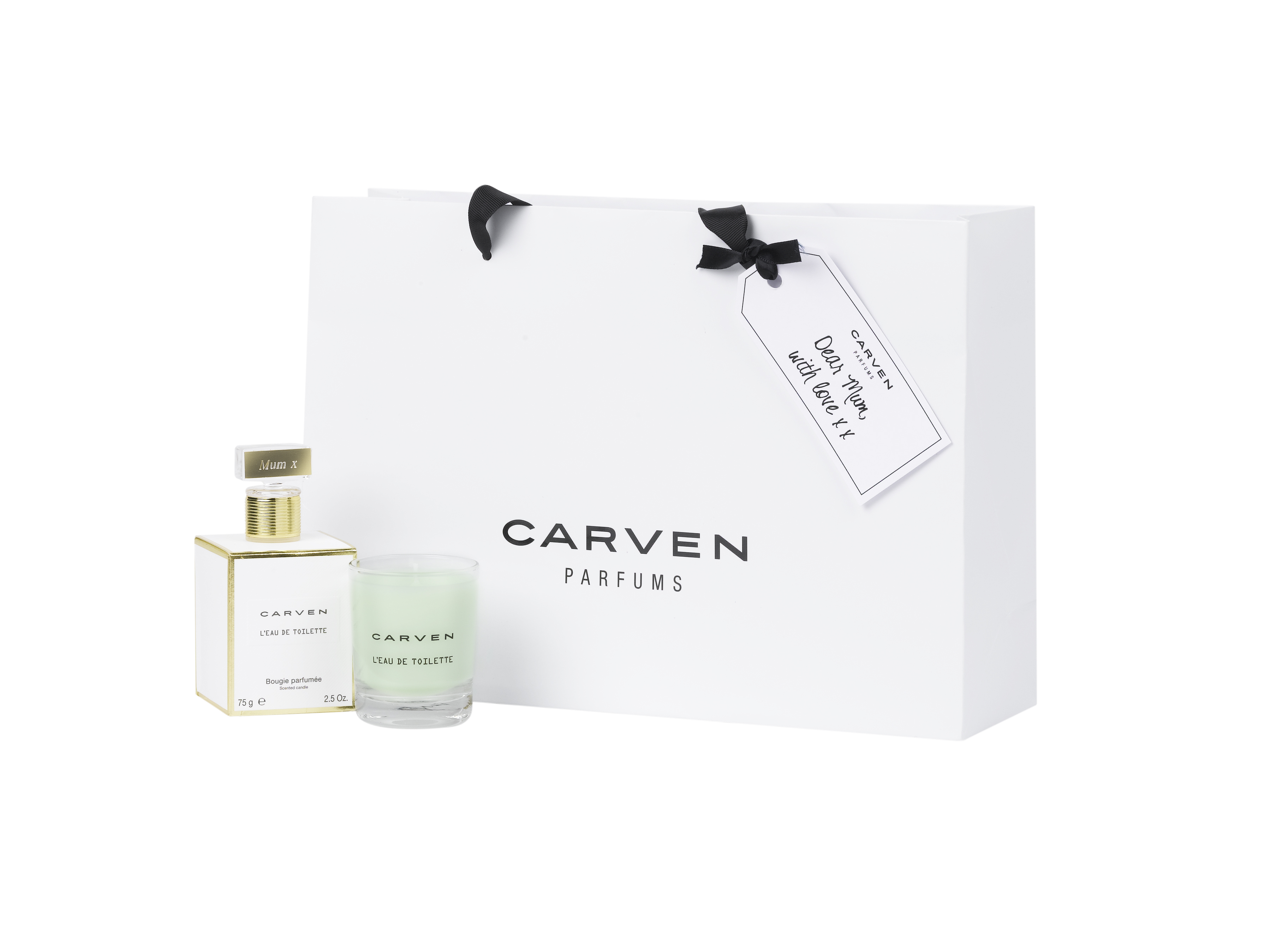 Carven Mother's Day Gift Set