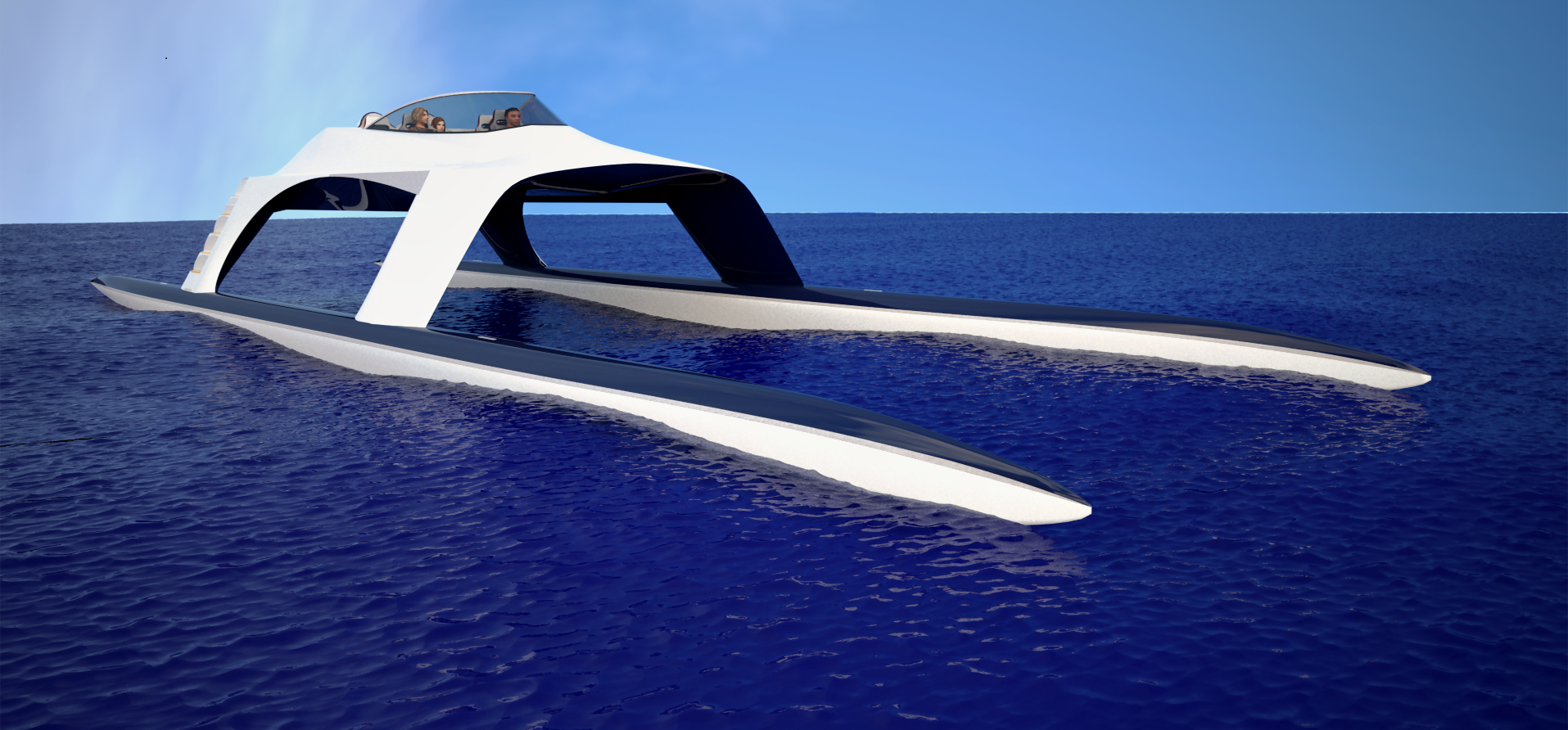 Glider Yachts' Debut Luxury Yacht - SS18