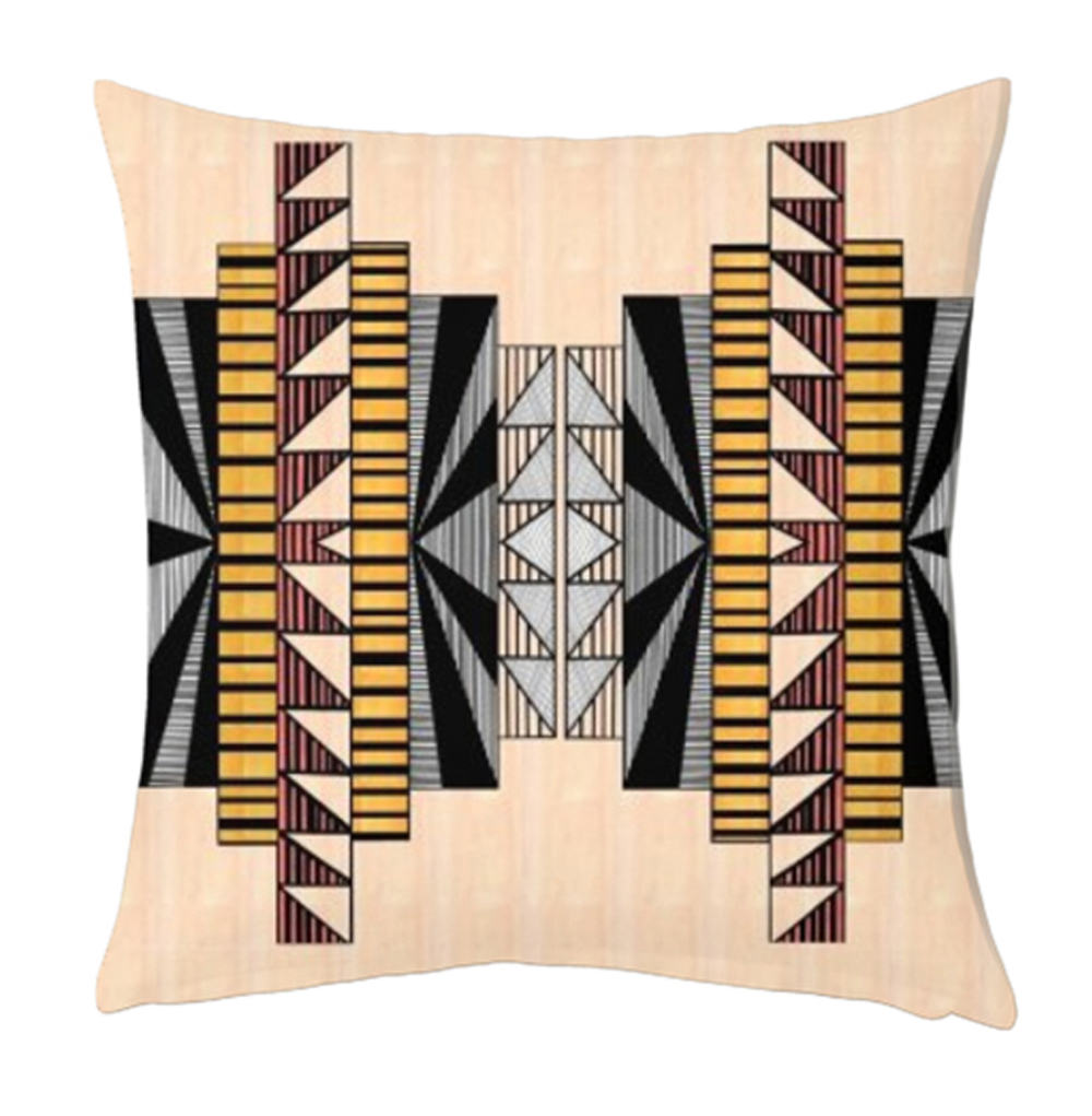 DECO COLLECTION 3 CUSHION BY SABRINA SHAH HAKIM