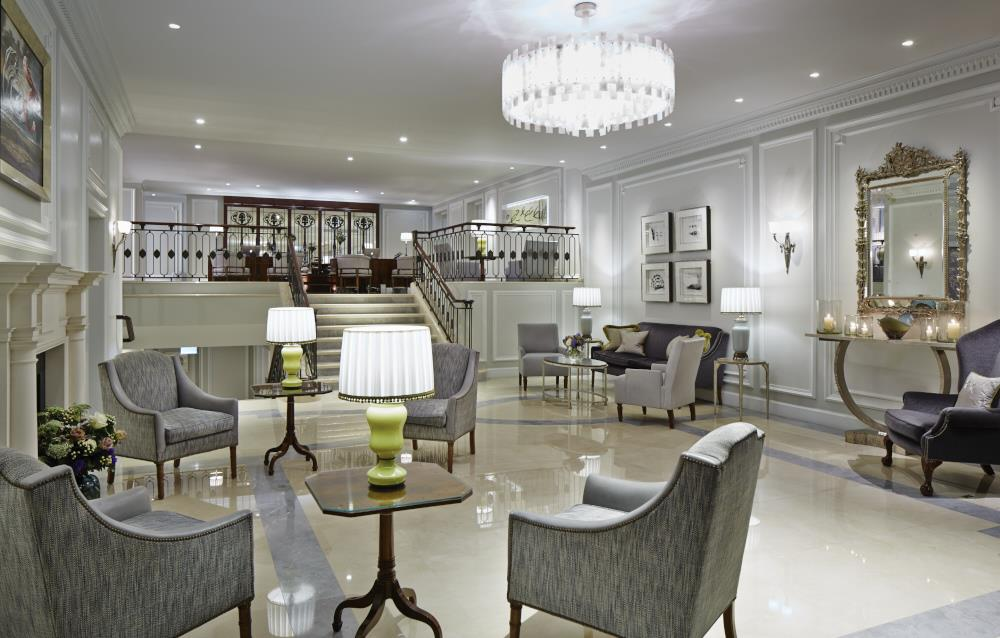 London Marriott Hotel Park Lane Wows Customers With Elegant Re-launch