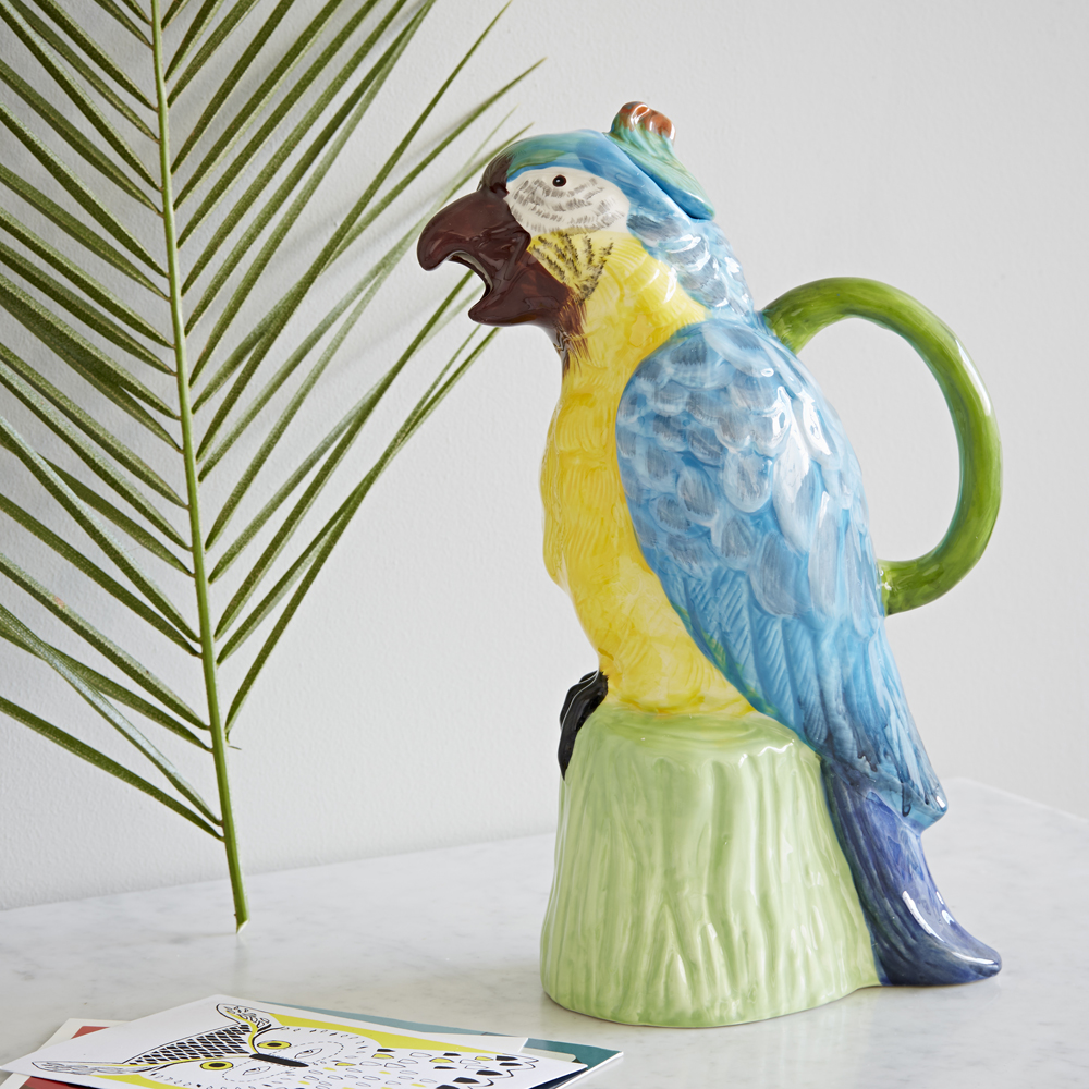 Exotic & Tropical Homewares To Brighten Even The Dreariest Days