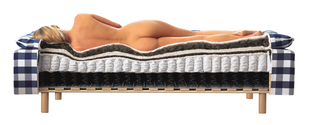 Sleep In The Lap Of Luxury With A Bed From Hästens