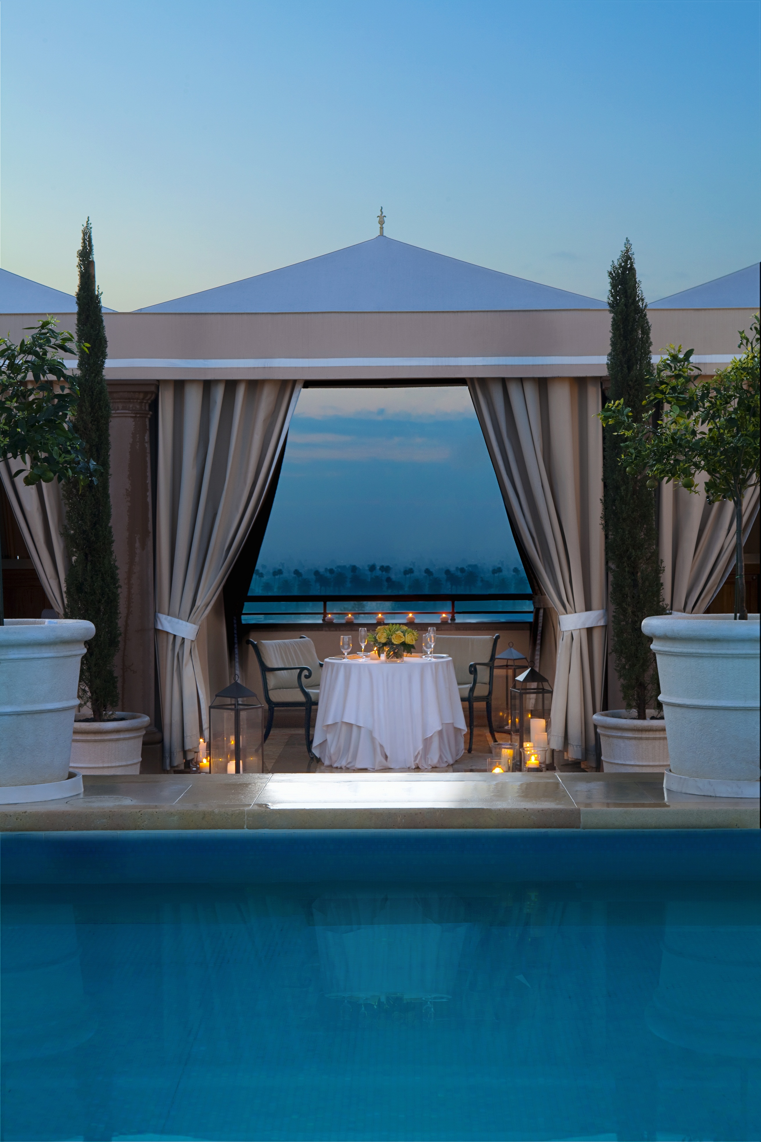 The Best Roof Top Pools in Beverly Hills | House of Coco  The Best Roof T...