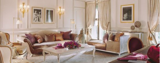 Executive suite, Le Meurice