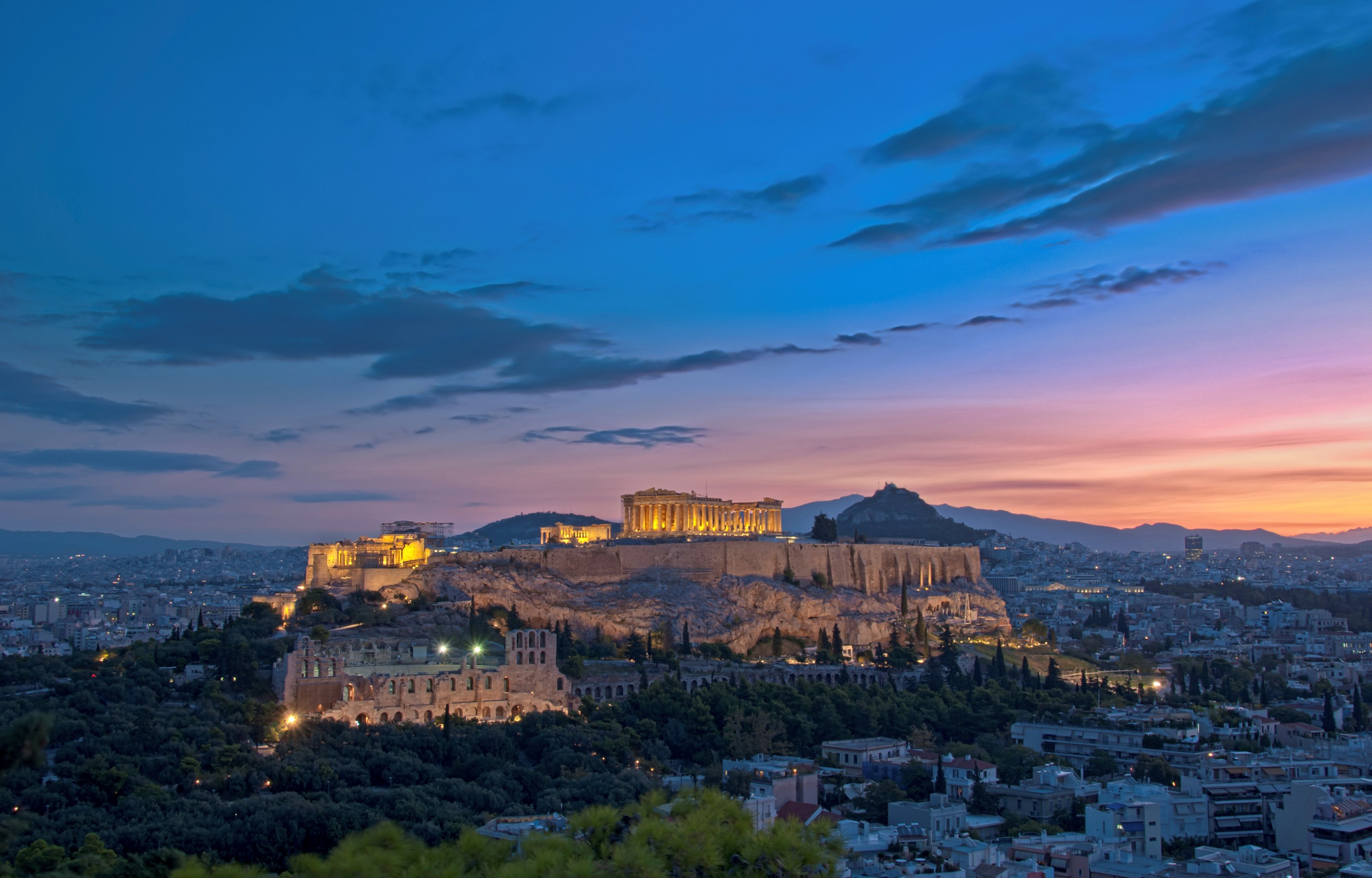 Athens Classical Greece