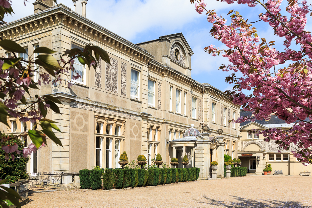 Luxuriate at Down Hall Country House Hotel
