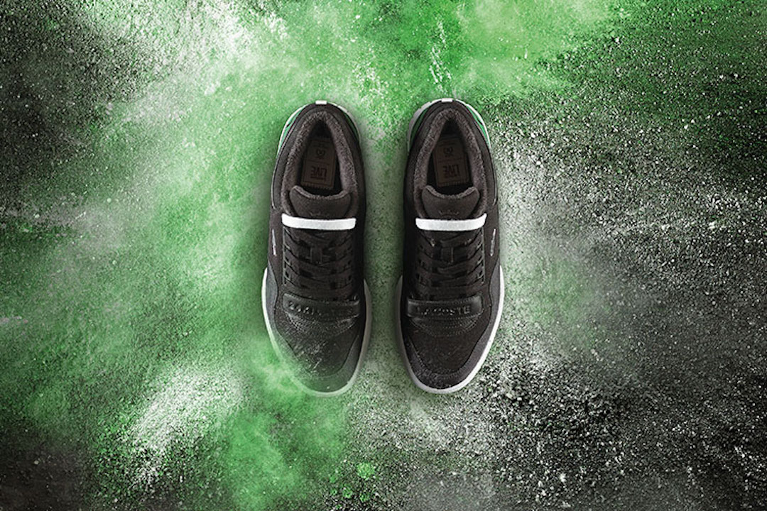 quality design c4ff4 f3a2f Sneaker Freaker And Lacoste Create Limited Edition Sneakers