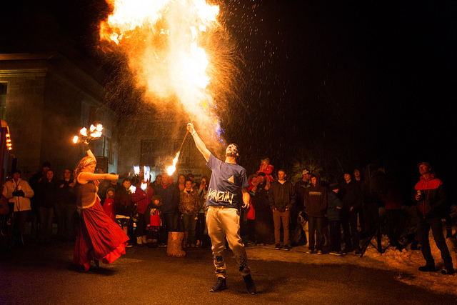 Idaho Tourism Fire & Ice Festival