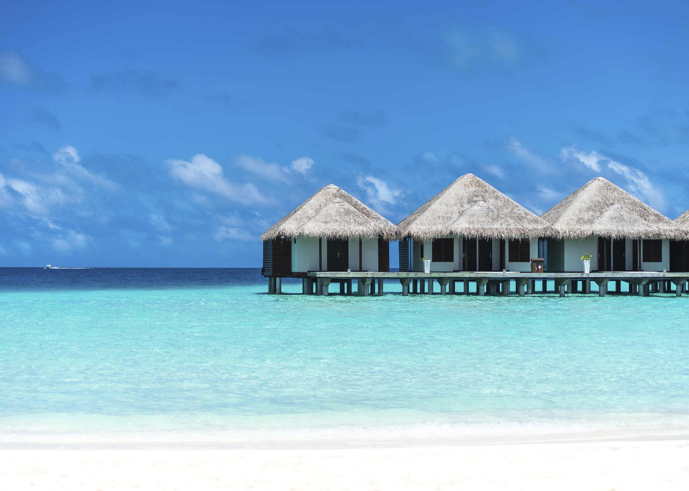 3. The Maldives
