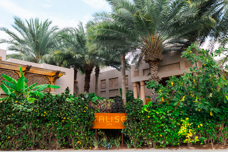 Talise Spa at Madinat Jumeirah | © Eulanda Shead