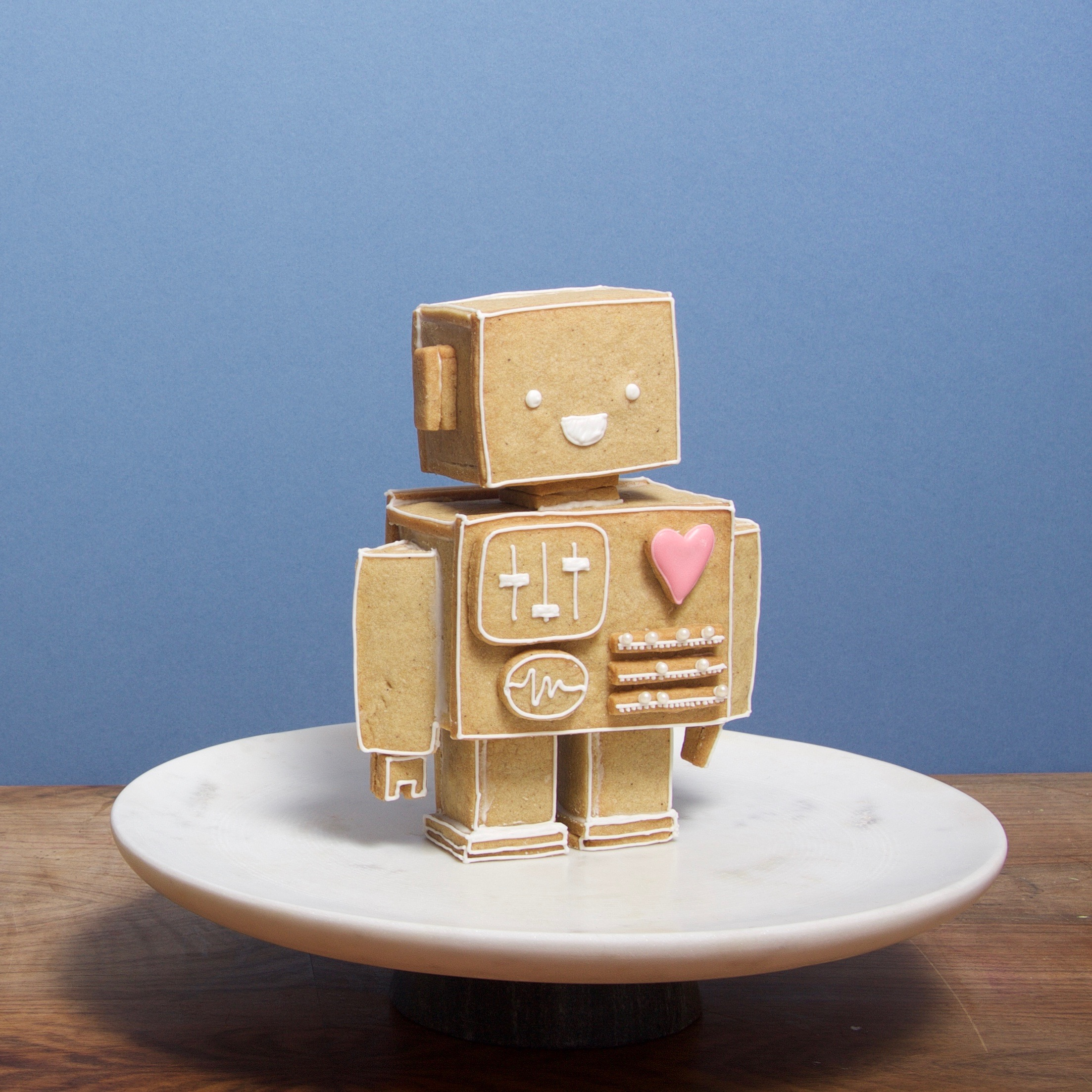 robot of love