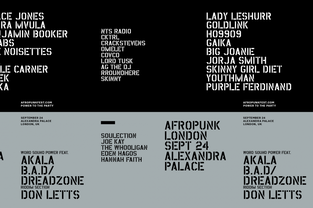 Afropunk Festival London | House of Coco