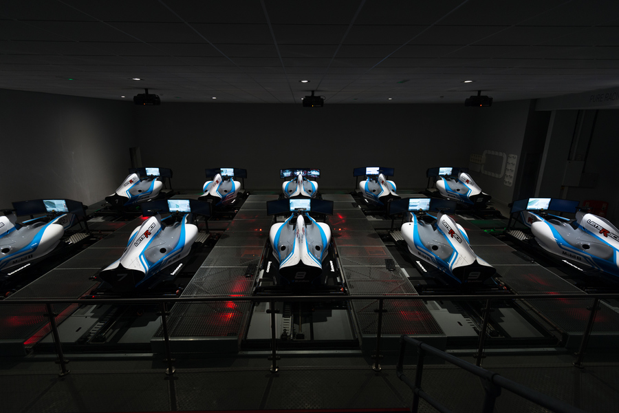 Formula One Dreams at Lets Race