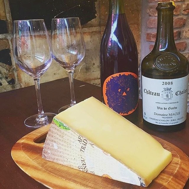 Cave du Cochon York Wine Bar Yorkshire Food Guide
