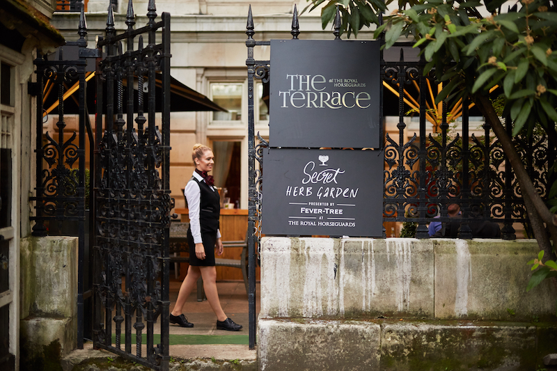 #CocoKitchen : The Royal Horseguards Hotel Launches A Secret Herb Garden