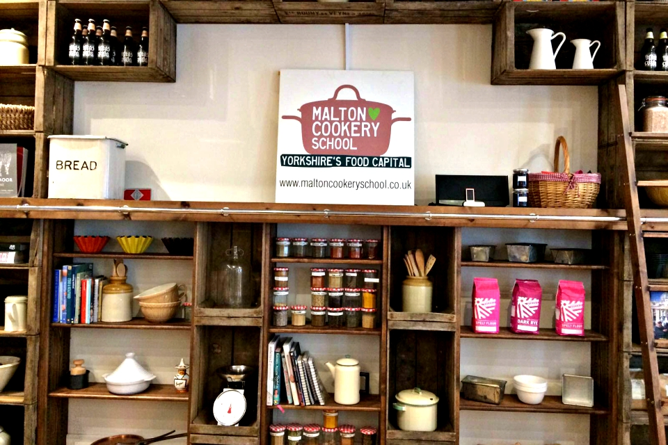 Malton Cookery School Review - Yorkshire Food Guide