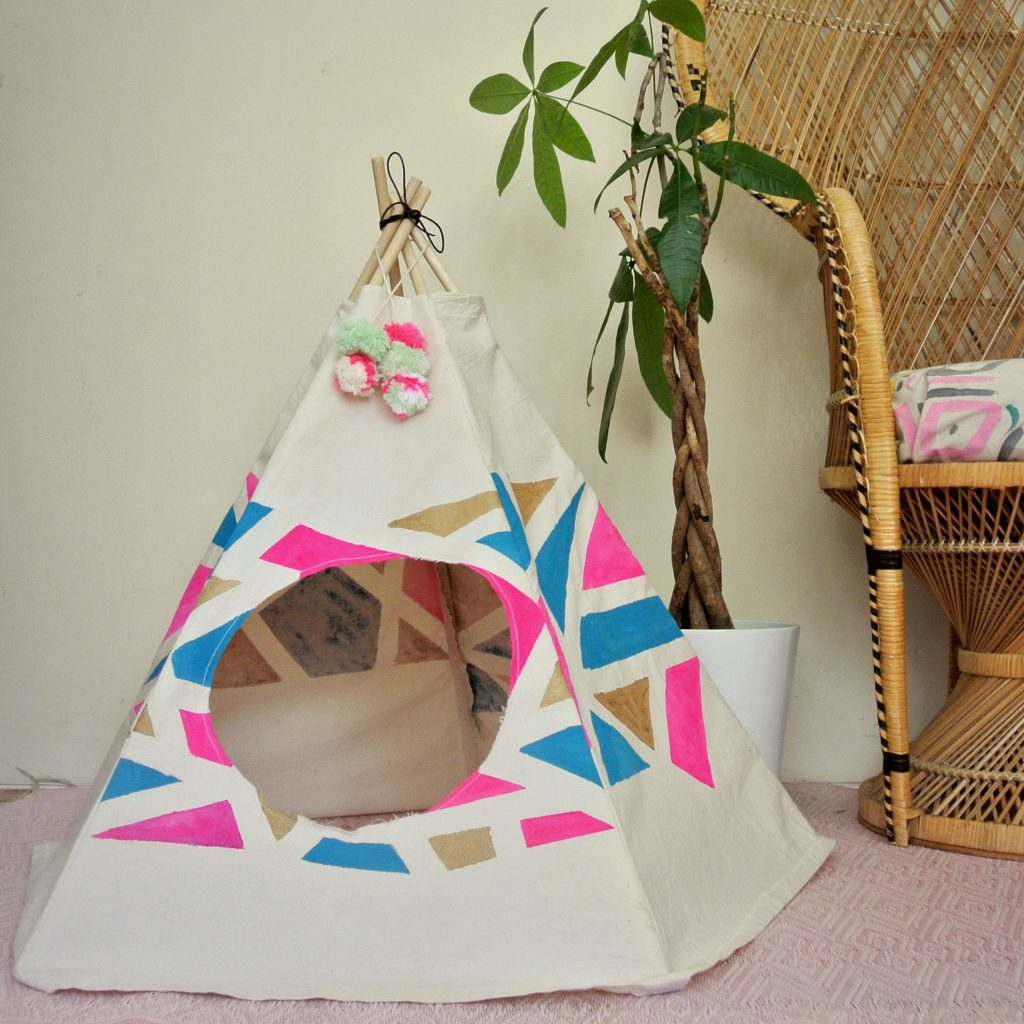 Luxury oet tipi