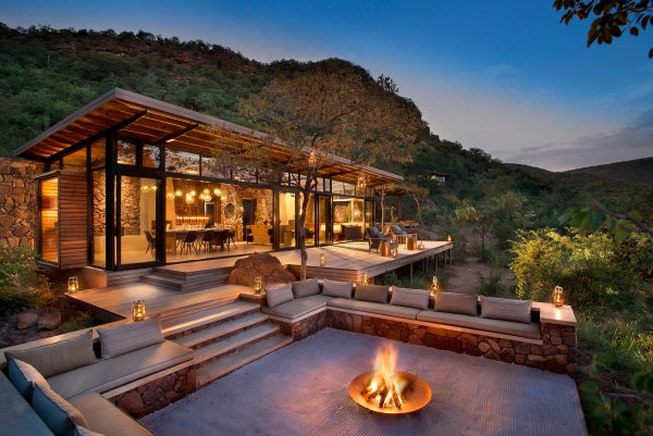 what are the best eco friendly luxury breaks?