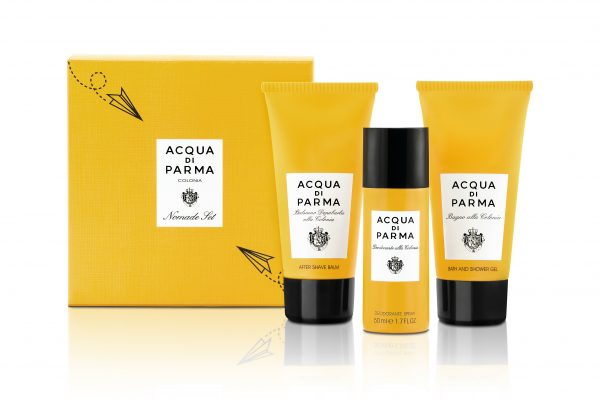 acqua di parma, grooming, mens, luxury, colonia nomade