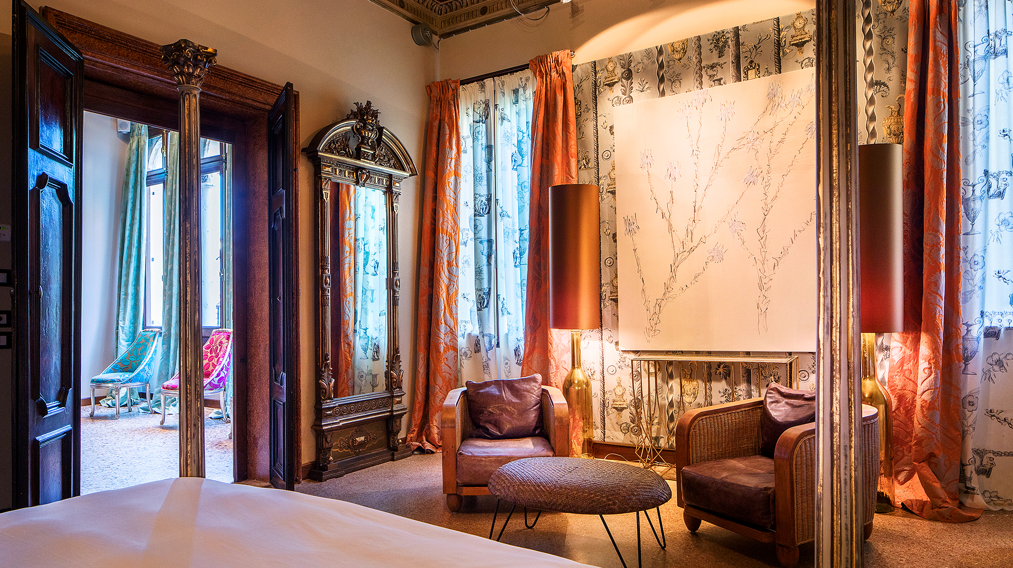 hotel heureka, venice, italy, boutique, hotel, luxury travel, coco travel, design, interior