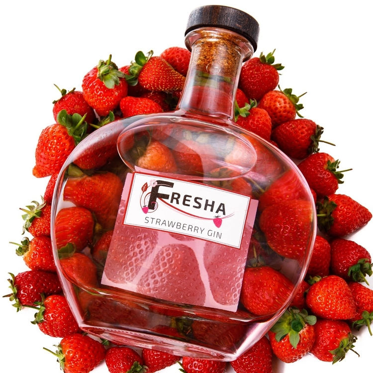Fresha Strawberry Gin