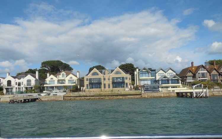 Sandbanks is one of the many places you will sail past on your artisan gin tasting tour