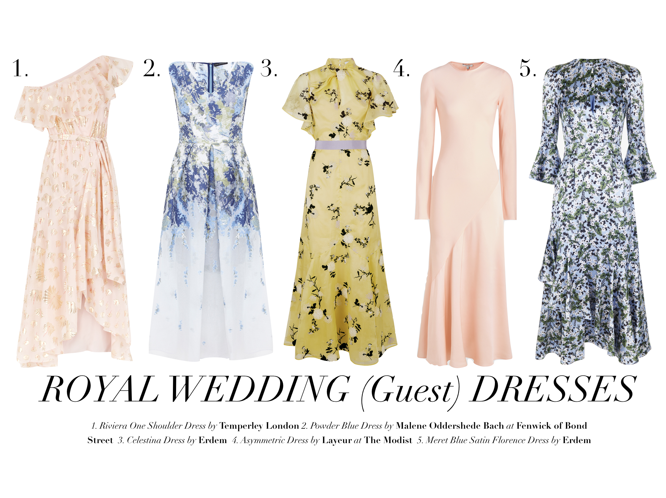 Best Dressed Royal Wedding Guest House Of Coco