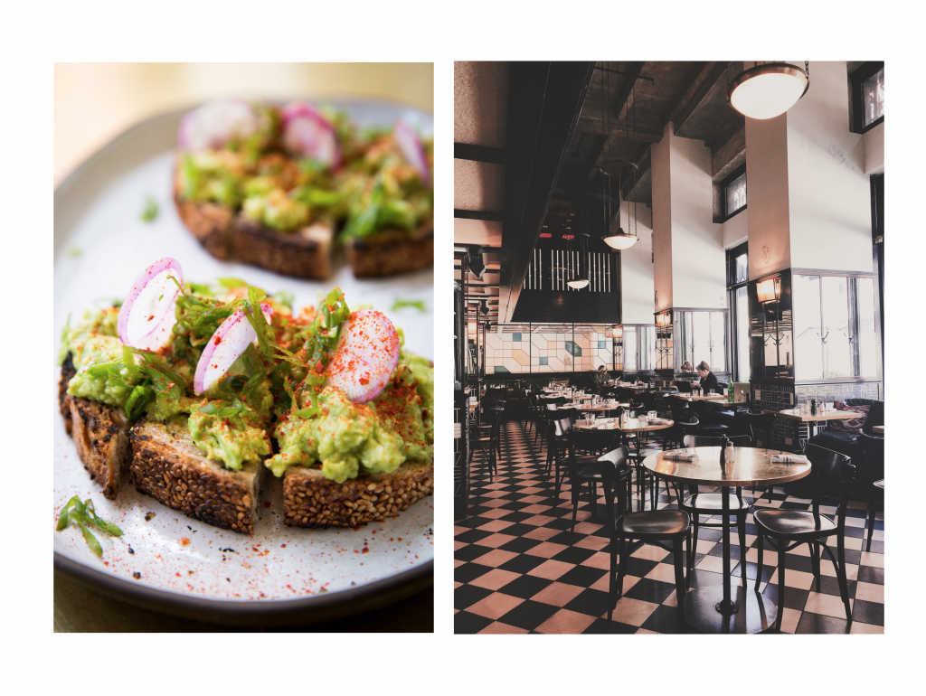 best girl, Ace Hotel DTLA, avocado toast, los angeles, california, restaurant