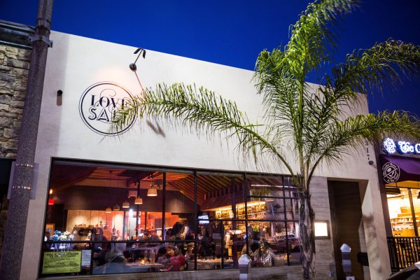 love salt, los angeles, california, restaurant