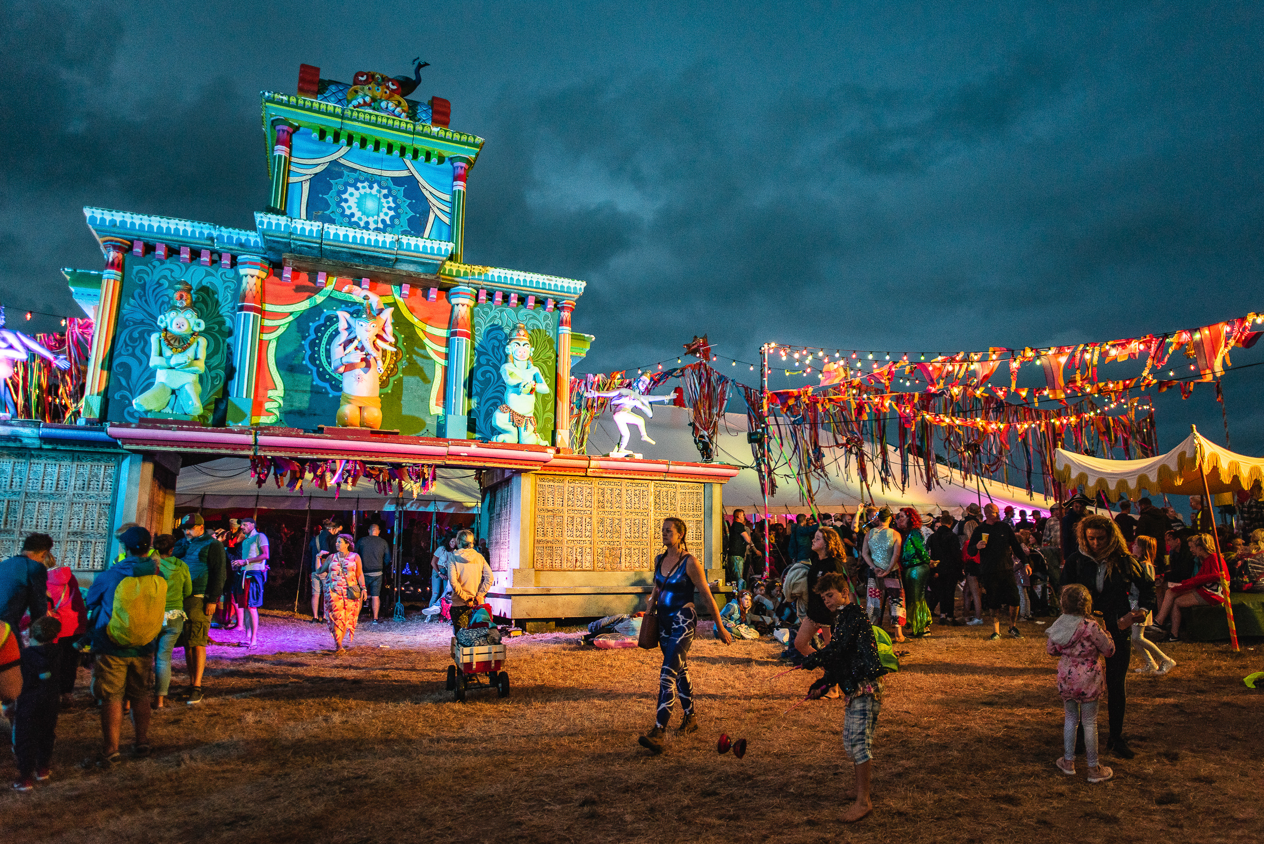 Nights at Camp Bestival