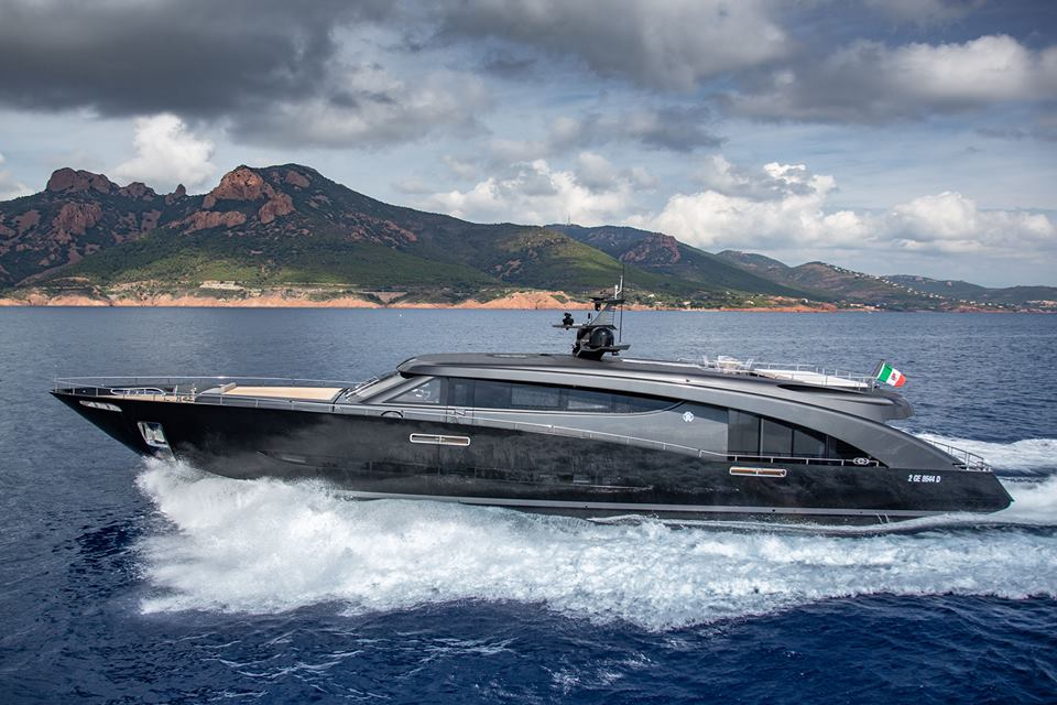 Monaco Yacht Show 2018 Living The Superyacht Lifestyle House Of Coco