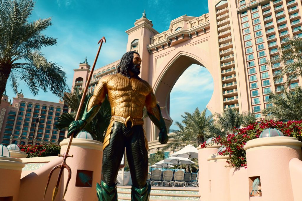 Dubai hotels: Atlantis the Palm