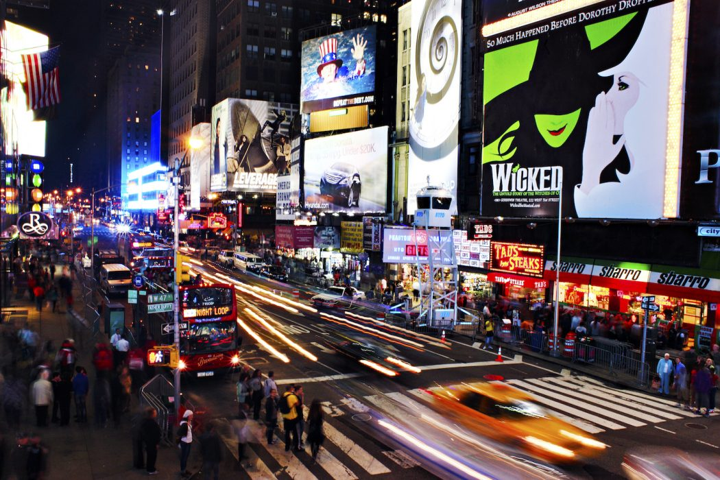 New York Broadway
