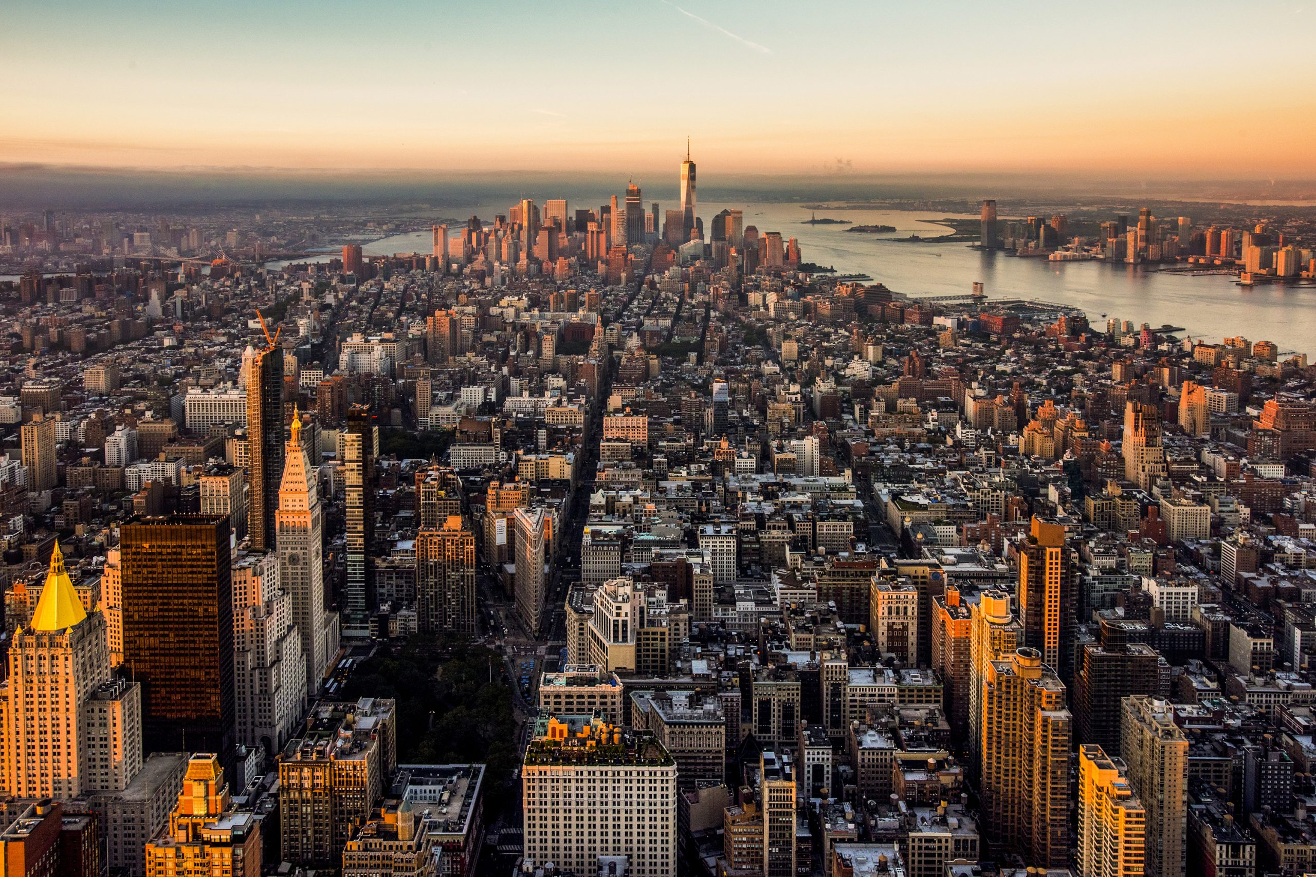 New York observation decks: Empire State Building