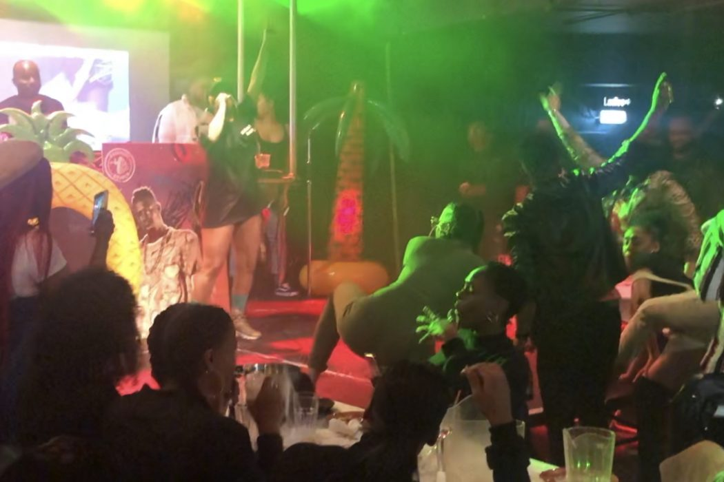bashment brunch dance