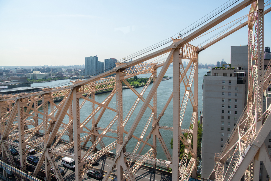 New York Queensboro Bridge