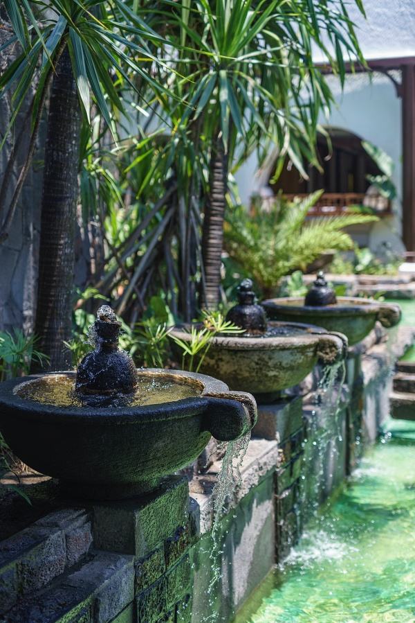 Welcome feng shui at Shangri-La's Le Touessork Resort & Spa, Mauritius
