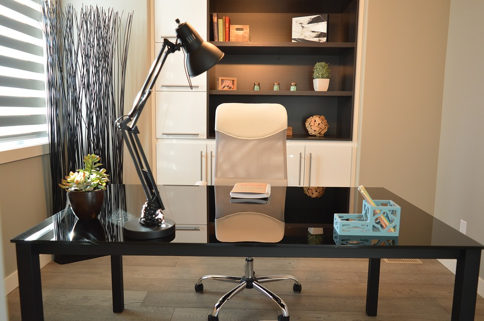 Hypermoderne 10 Tips for Creating a Stylish & Functional Home Office | House of ND-14