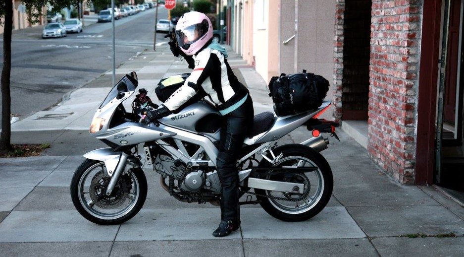 Best Women's Motorcycle Gear {for Summer Riding} | House of Coco