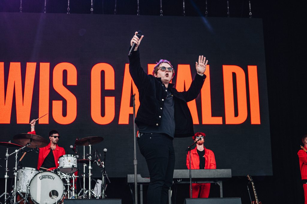 Lewis Capaldi - Tom Langford