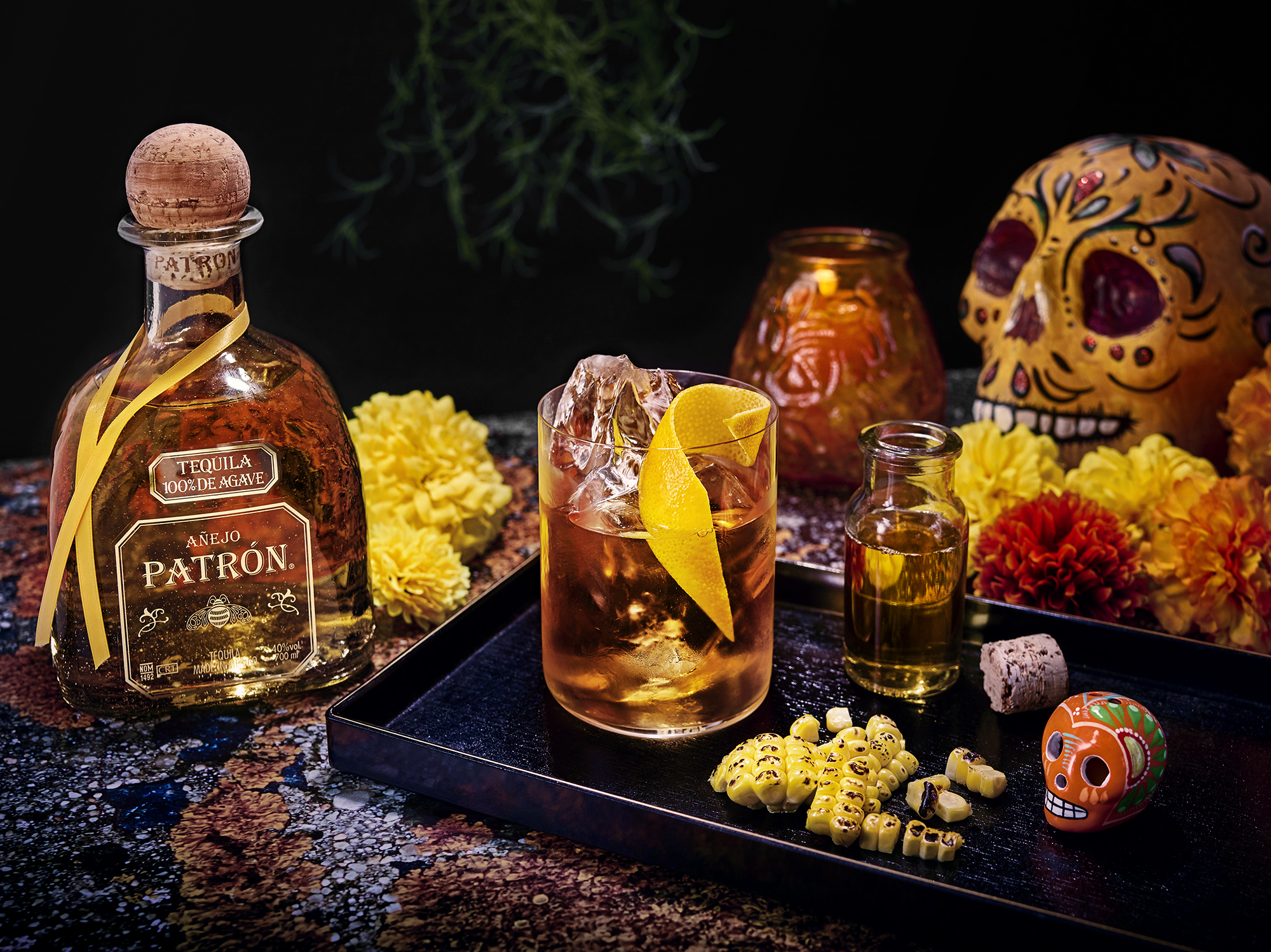 day-dead-mexico-celebrate-london-patron-tequila-cocktails-tradition