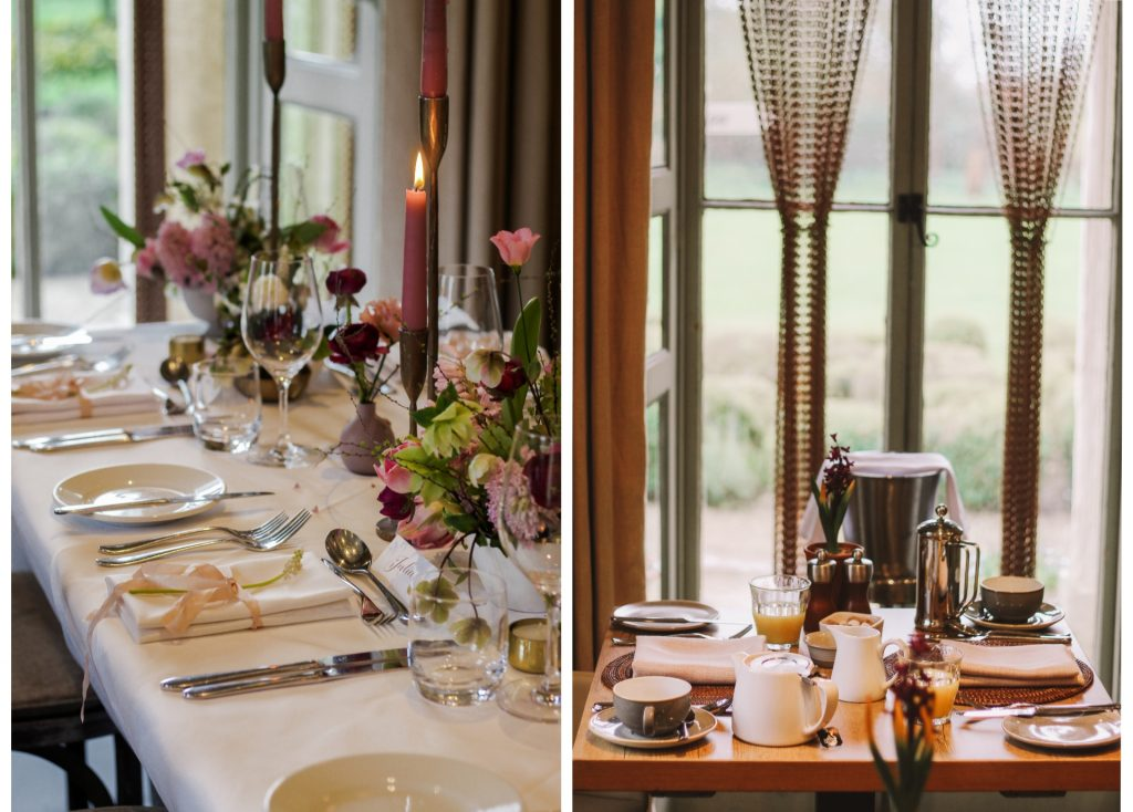 Potager restaurant Barnsley House Cotswold