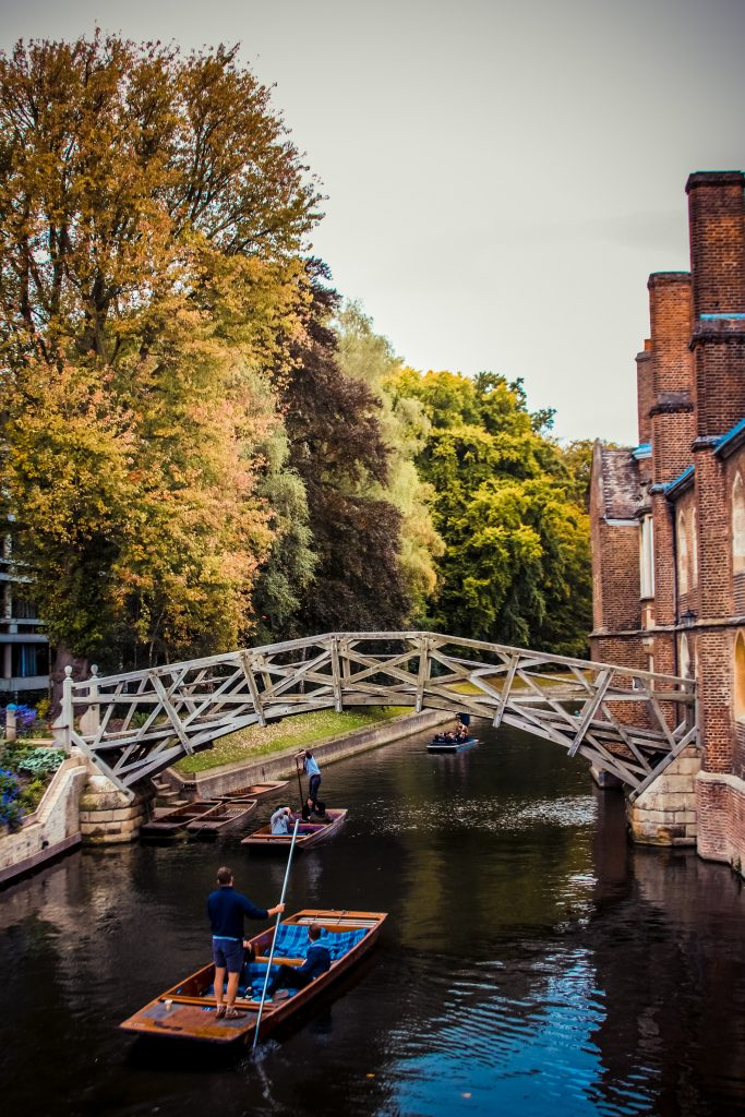 how to spend a long weekend in Cambridge